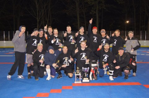 Adult Street Hockey 95